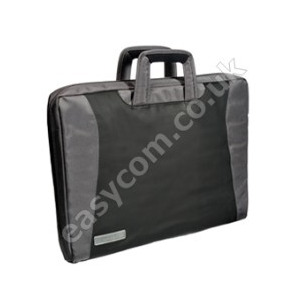 Photo of Tech Air 18.4 Inch Slip (With Handles) Black & Grey Laptop Bag