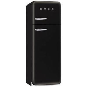Photo of Smeg FAB30QNE 50's Retro Style (Black + Right Hinge) Fridge Freezer