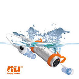 NU Dolphin Waterproof 1GB