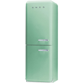 Smeg FAB32YV 50's Retro Style (Pastel green + Left Hinge) Reviews