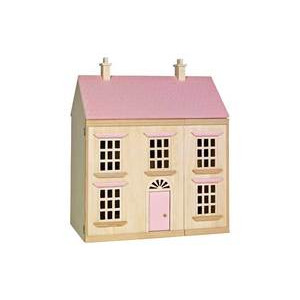 Photo of Chad Valley Wooden Doll House Toy