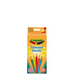 Crayola Coloured Pencils - 24 Pack Reviews