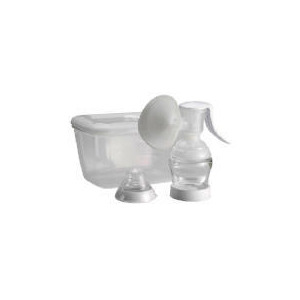 Photo of Tommee Tippee Freedom Manual Breast Pump Baby Bottles and Feeding