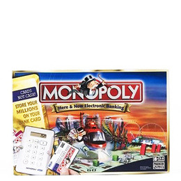 Electronic Monopoly Here And Now Reviews