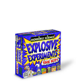 Horrible Science - Explosive Experiments Kit Reviews