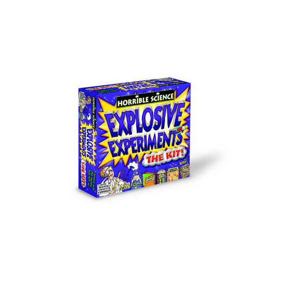 Horrible Science - Explosive Experiments Kit