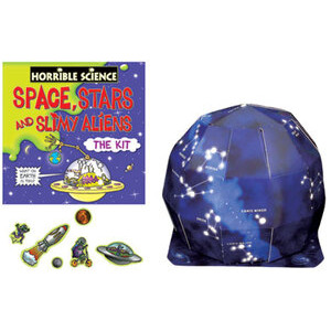 Photo of Horrible Science Space, Stars and Slimy Aliens - The Kit! Toy