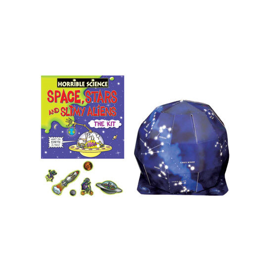 Horrible Science Space, Stars and Slimy Aliens - The Kit!