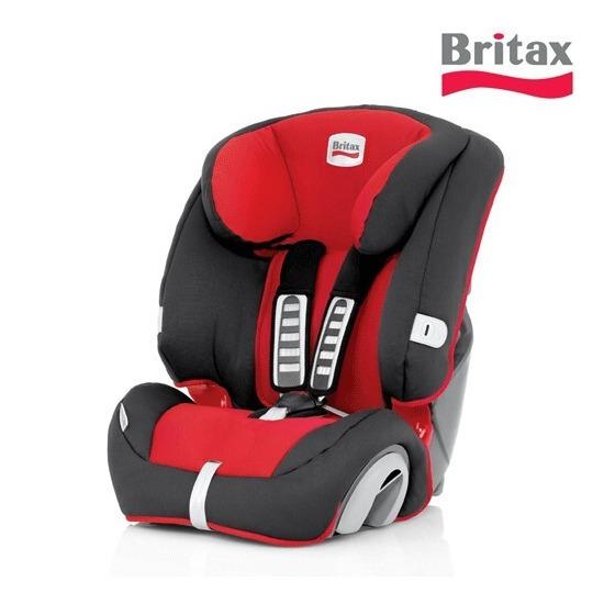 Britax Evolva 1-2-3 Booster Seat