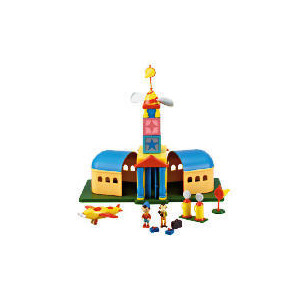 Photo of Noddy Airport Playset Toy