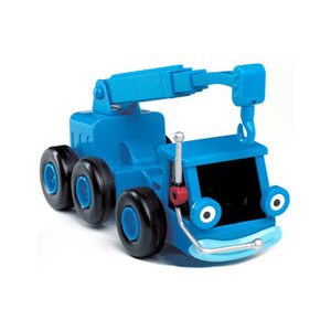 Photo of Talkie Scoop, Muck, Lofty, Roley (Character May Vary) Toy