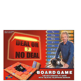 Deal Or No Deal? Electronic Board Game Reviews