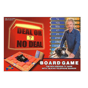 Photo of Deal Or No Deal? Electronic Board Game Board Games and Puzzle