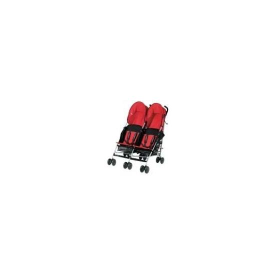 Ladybird Twin Buggy