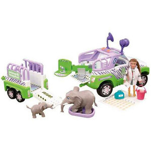 Photo of RSPCA Safari Rescue Hospital Toy