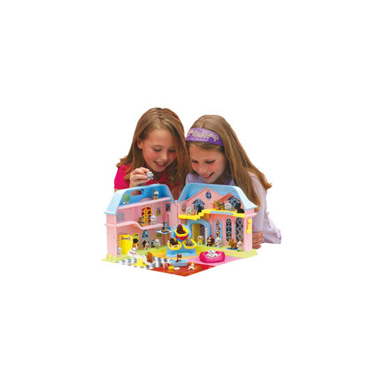 'Puppy in My Pocket' Puppy Play House