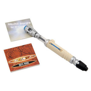 Photo of Dr Who Sonic Screwdriver Toy