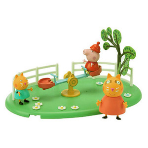 Photo of Peppa Pig Playground (Character May Vary) Toy