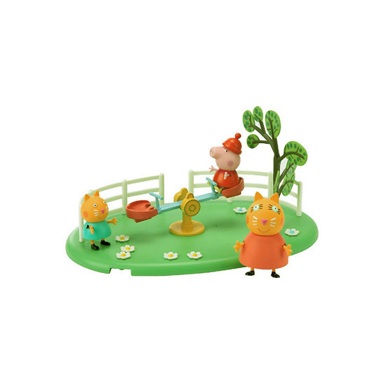 Peppa Pig Playground (Character may vary)