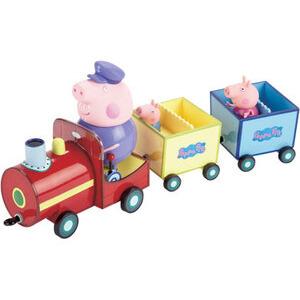 Photo of Peppa Pig Grandpa's Train Toy