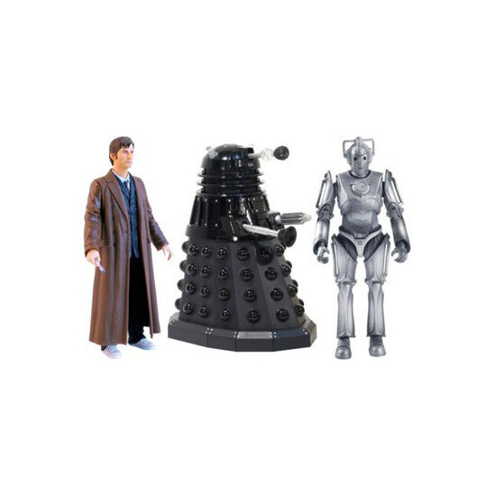 Doctor Who Doomsday Set