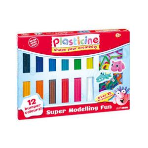 Photo of Plasticine Super Modelling Fun Stationery