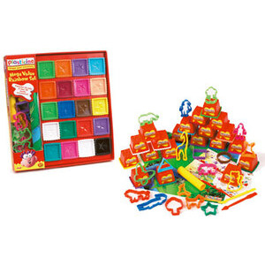 Photo of Plasticine Mega Value Rainbow Set Toy