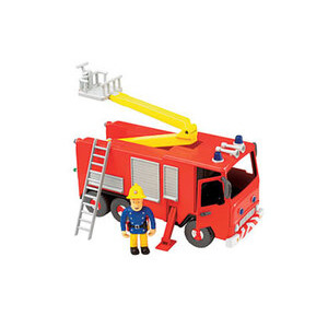 Photo of Fireman Sam Fire Engine Toy