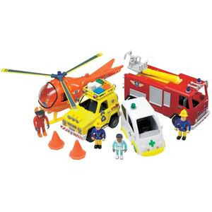 Photo of Fireman Sam Playset Toy