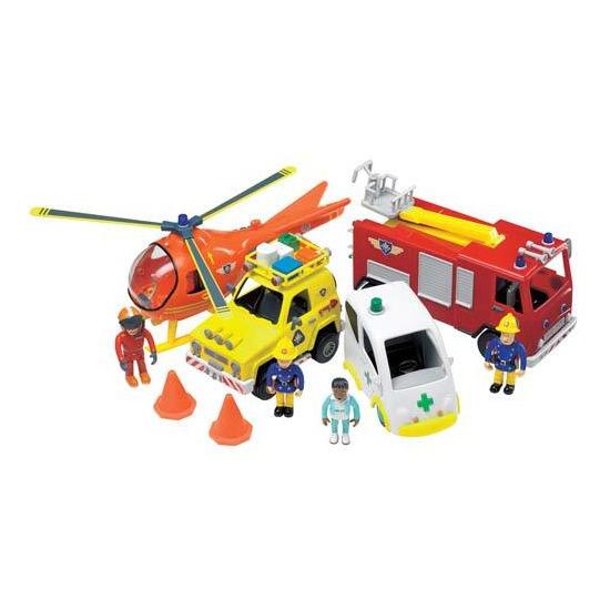 Fireman Sam Playset