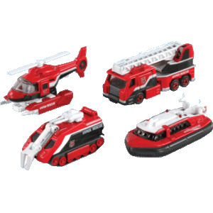 Photo of Fire Hovercraft Toy