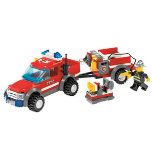 Photo of Off Road Fire Rescue Truck Toy