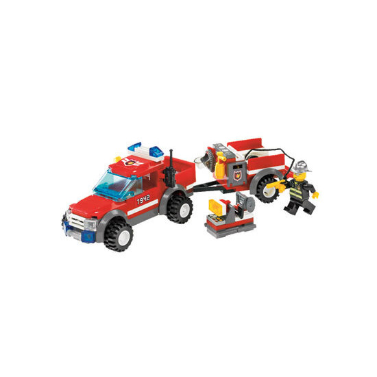 Off Road Fire Rescue Truck