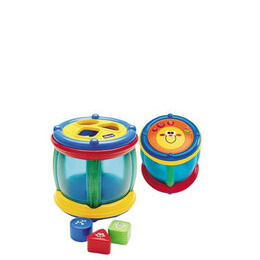 Chicco Shapes 'N' Sounds Tambourine Reviews
