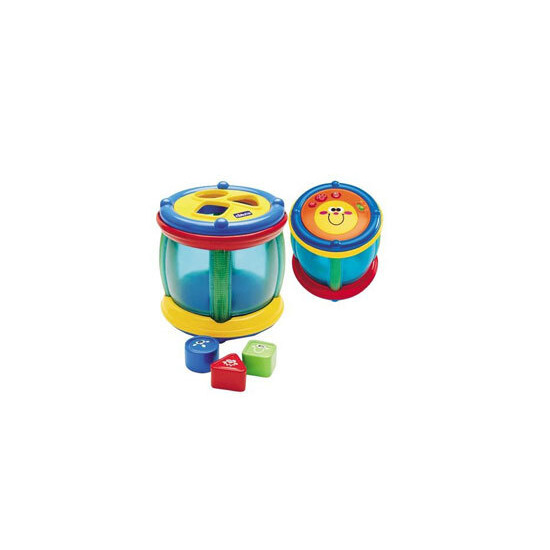 Chicco Shapes 'N' Sounds Tambourine