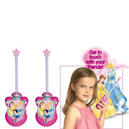 Disney Princess Walkie Talkie Reviews
