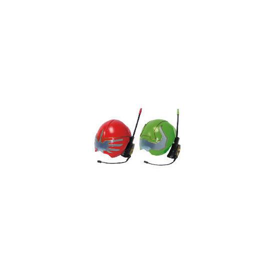Power Rangers Intercom Masks