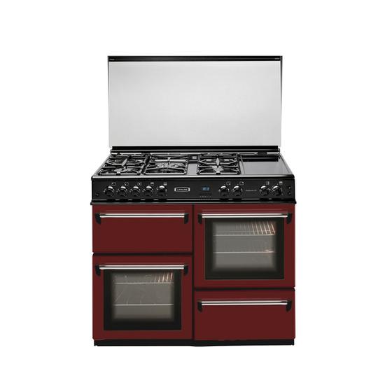 Leisure CM105FRRP Dual Fuel Range Cooker - Red