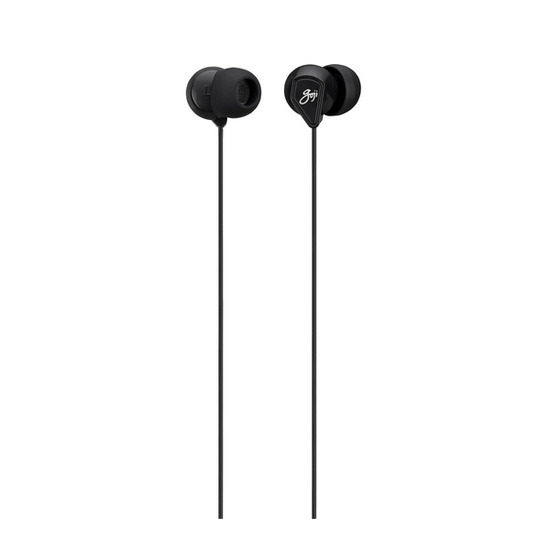 GINBLK12 Headphones - Black