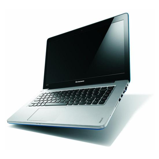 "Lenovo U410 14"" Ultrabook - Blue"