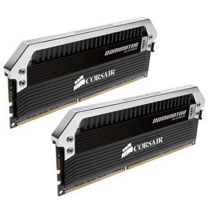 Photo of CORSAIR 2 X 8 GB DDR3-1866 PC3-15000 CL9 Dominator Platinum PC Memory Modules (CMD16GX3M2A1866C9) Computer Component