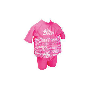Photo of Zoggs Sun Protection Floatsuit Pink 1-2 Years Accessory