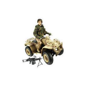 Photo of H.m. Armed Forces Dessert Raiding Set Toy