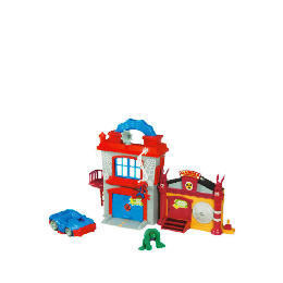 Marvel Super Hero Squad Playset Reviews