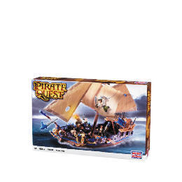 Mega Bloks Pirate Ship Reviews