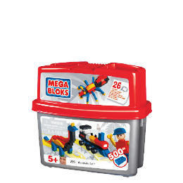 Mega Bloks 500pc Tub Reviews