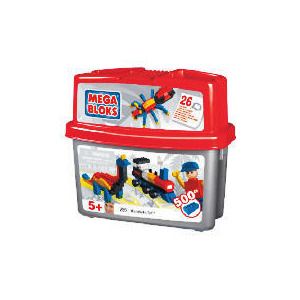 Photo of Mega Bloks 500PC Tub Toy