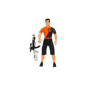 Photo of Action Man Global Mission Toy
