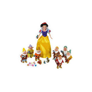 Photo of Disney Princess Snow White Forest Friends Toy