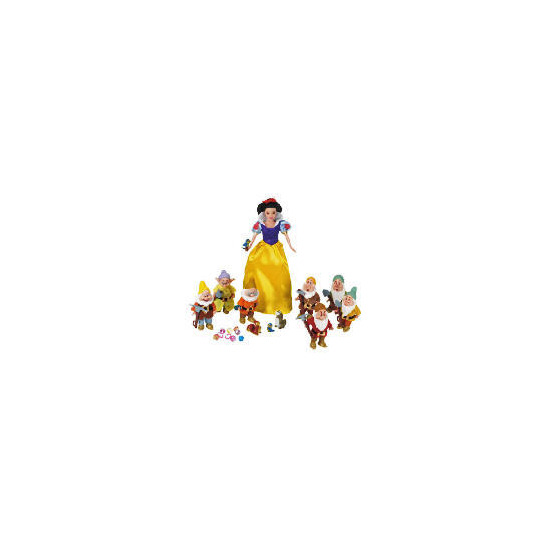 Disney Princess Snow White Forest Friends